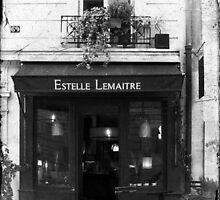 Parisian Shop by Karen Lewis