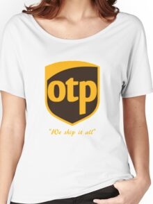 OTP Women's Relaxed Fit T-Shirt