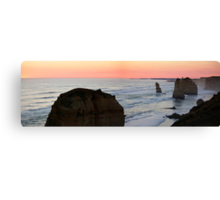 Twelve Apostles - Great Ocean Road VIC (panorama) Canvas Print