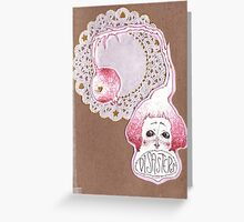 disasters Greeting Card