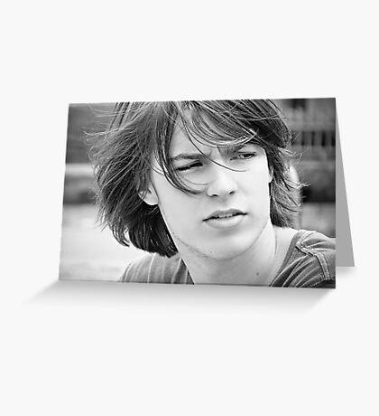 ~ Matthew ~  Greeting Card