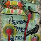 tree-men-dous christmas by Giovanna Scott