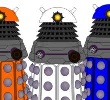 Dalek Rangers Sticker