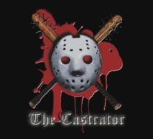 The Castrator Official T-Shirt by marinasinger