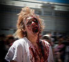 Melbourne Zombie Shuffle by Simon Penrose