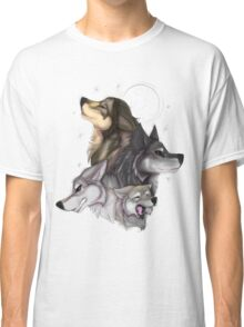wolfpack - natural colors  Classic T-Shirt