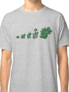 Ascent of Koopa (Green) Classic T-Shirt