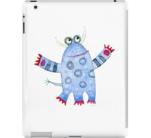 Monster Fred iPad Case/Skin