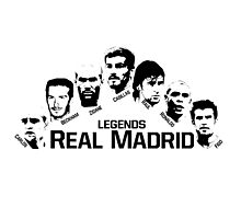 real madrid legends by agassa24