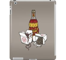 Santa Carla Takeaway iPad Case/Skin