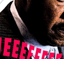 "Clay Davis ""sheeeeee-it"" Sticker"