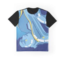 Symphony in Blue ( movement 4 - 2 ) Graphic T-Shirt