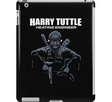 Harry Tuttle - Heating Engineer iPad Case/Skin