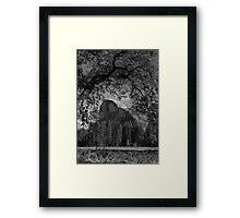 Half Dome In Portrait Framed Print