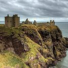 Dunnottar castle by PatisPaton