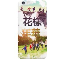 화양연화 pt.2 | PAPILLON iPhone Case/Skin