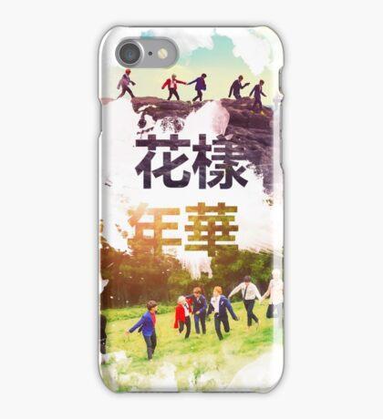 화양연화 pt.2 | PAPILLON iPhone Case/Skin