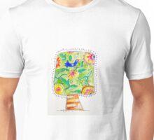 Tree of the Lovebird Unisex T-Shirt