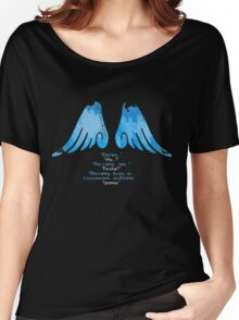 I'll be here... Women's Relaxed Fit T-Shirt