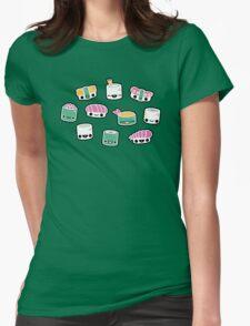 Sushi Sushi! Womens Fitted T-Shirt