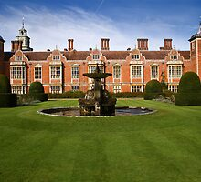 Blickling Hall by Country  Pursuits