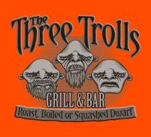 The Three Trolls Kids Clothes
