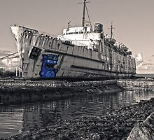 Duke of Lancaster Popped 1 by DavidWHughes