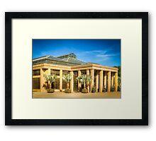 The Grand Entrance Framed Print