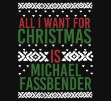 All I Want For Christmas (Michael Fassbender) by MizSarie