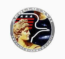 Apollo 17 Mission Logo Unisex T-Shirt