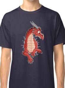STUCK - Red Dragon Classic T-Shirt