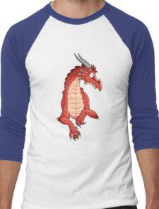 STUCK - Red Dragon Men's Baseball ¾ T-Shirt