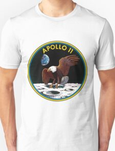 Apollo 11 Mission Logo T-Shirt