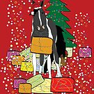 Merry Christmas Horse by Diana-Lee Saville