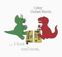 Dino League: Casting Comet Storm Kids Clothes