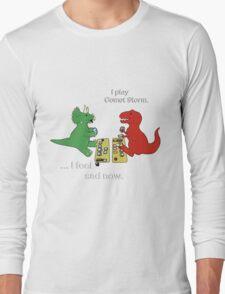 Dino League: Casting Comet Storm T-Shirt