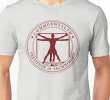 Commonwealth Institute of Technology - Maroon Unisex T-Shirt