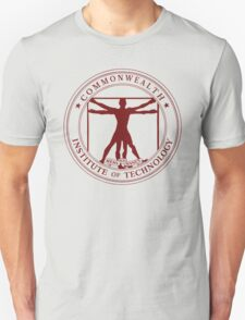 Commonwealth Institute of Technology - Maroon T-Shirt