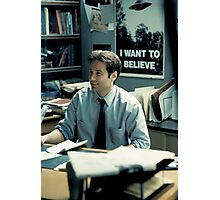 The X Files - #14 Photographic Print