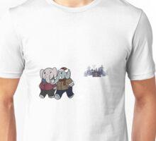 Cozy Cabin: Elephant Edition Unisex T-Shirt
