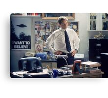 The X Files - #16 Canvas Print
