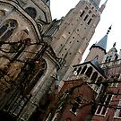 Bruges - Church of Our Lady by rsangsterkelly