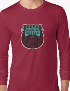 Beards! Long Sleeve T-Shirt