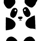 Balck Panda by Poulpi