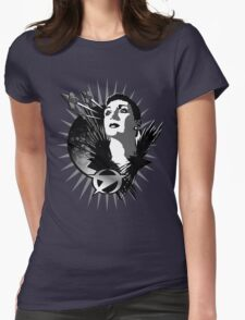 Servalan 1 Womens Fitted T-Shirt