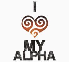 I <3 MY ALPHA by edentzai