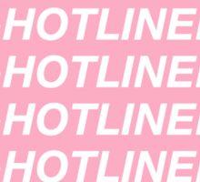1-800 HOTLINE BLING  Sticker