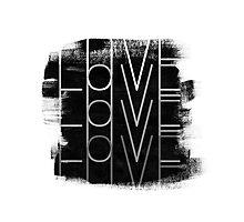 Eternal Love Photographic Print
