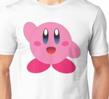 Wave Hi to Kirby Unisex T-Shirt