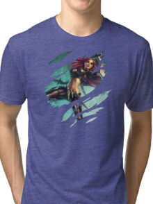 Katarina  Tri-blend T-Shirt